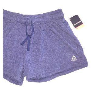 Women's REEBOK Shorts - Navy